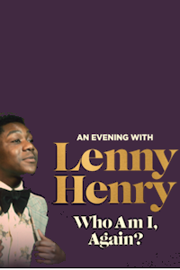 Lenny Henry at Hackney Empire, Outer London