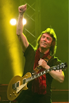 Steve Hackett at Baths Hall, Scunthorpe