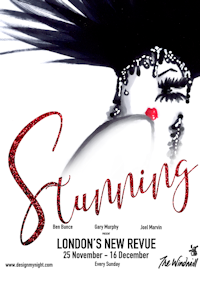 Tickets for Stunning (Windmill International (formerly Windmill Theatre), West End)