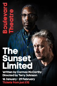 Tickets for The Sunset Limited (Boulevard Theatre, Inner London)
