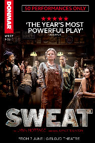 Tickets for Sweat (Gielgud Theatre, West End)