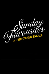 Sunday Favourites at The Other Palace - Alice Fearn