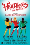 Tickets for Heathers - The Musical (Theatre Royal Haymarket, West End)