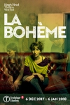 La boheme at Trafalgar Studios, West End