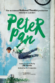 Peter Pan tickets and information