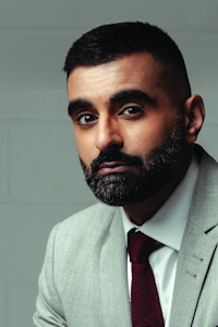Tez Ilyas at McMillan Theatre, Bridgwater