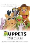 The Muppets - The Muppets take The O2 (The O2 Arena, Outer London)