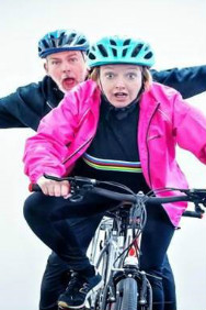 The Scary Bikers at Trafalgar Studios, West End