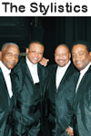The Stylistics at Plaza Theatre, Stockport