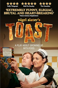 Nigel Slater's Toast (The Other Palace, Inner London)