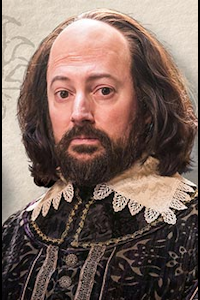 Upstart Crow (Gielgud Theatre, West End)