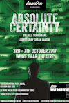 Absolute Certainty tickets and information