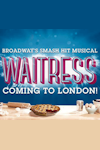 Tickets for Waitress (Adelphi Theatre, West End)