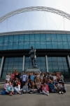 Entrance - Wembley Stadium Tour