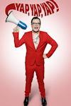 Tickets for Alan Carr - Yap, Yap, Yap (Eventim Apollo, West End)