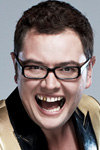 Alan Carr at Cliffs Pavilion, Southend-on-Sea