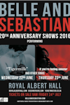Tickets for Belle and Sebastian - If you're feeling sinister (The Royal Albert Hall, Inner London)