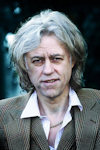 Bob Geldof - And Full Band archive