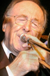 The Big Chris Barber Band at Whitley Bay Playhouse, Whitley Bay