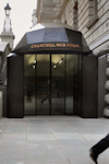 Entrance - Churchill War Rooms