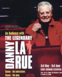 An Audience with Danny La Rue archive