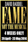 David Baddiel - Fame: Not the Musical archive