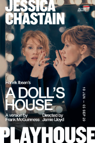 Tickets for A Doll's House (Playhouse Theatre, West End)