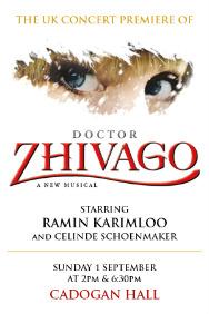 Doctor Zhivago - The UK Concert Premiere