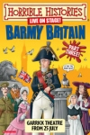 Buy tickets for Horrible Histories - Barmy Britain: Part Three tour