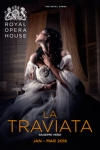 Tickets for La traviata (Royal Opera House, West End)
