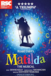 Matilda the Musical (Cambridge Theatre, West End)