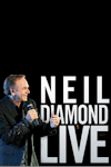Neil Diamond at NEC (National Exhibition Centre), Birmingham