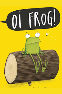 Oi Frog & Friends! at Waterside Theatre, Aylesbury