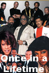 Once in a Lifetime - Motown Legends Live Tour 2009 archive