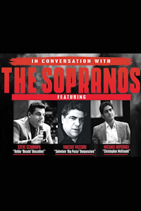 In Conversation with The Sopranos at Cliffs Pavilion, Southend-on-Sea