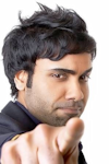 Paul Chowdhry at Hackney Empire, Outer London