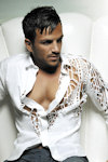 Peter Andre at Theatre Royal Concert Hall, Nottingham