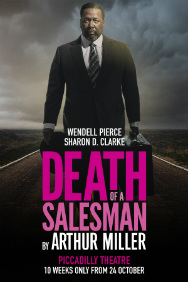 Tickets for Death of a Salesman (Piccadilly Theatre, West End)
