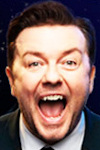 Ricky Gervais - And Guests - Humanity: Work in Progress archive