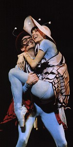 The Royal Ballet: Mixed Bill - Triad/New Page Ballet/The Concert archive