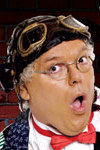 Roy 'Chubby' Brown at O2 Apollo Manchester, Manchester
