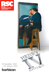 Tickets for Henry IV Part I (Barbican Centre, West End)