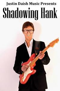 Shadowing Hank - The Ultimate Hank Marvin Experience tickets and information