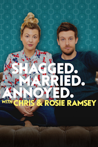 Shagged, Married, Annoyed at Adelphi Theatre, West End