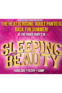 The Frock Fairies in Sleeping (with) Beauty at Grand Opera House, York