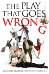 Tickets for The Play That Goes Wrong (Duchess Theatre, West End)