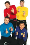 The Wiggles - Wiggly Wiggly World Tour archive