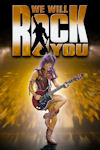 We Will Rock You tickets and information